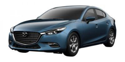 2017 Mazda MAZDA3 4-Door Sport (Snowflake White Pearl Mica)