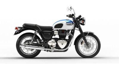 2017 Triumph Bonneville T100 Cruiser Motorcycles Plano, TX