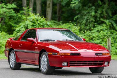 REDUCED PRICE! 1989 Toyota Supra Turbo