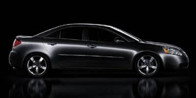 2007 Pontiac G6 GT (Black)