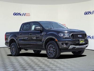 2019 Ford Ranger XLT (Shadow Black)