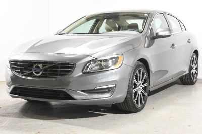 2016 Volvo S60 Inscription T5 Platinum (Grey)