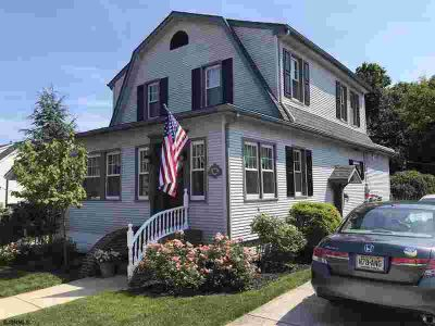 116 E Wilmont Somers Point, Well-maintained Three BR