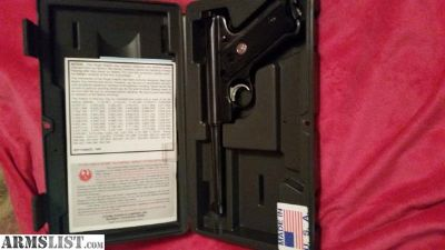 For Sale: Ruger mk2
