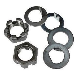 Find AP Products Spindle Nuts & Washers, 2/pk 014-119335 motorcycle in Chattanooga, Tennessee, US, for US $9.99