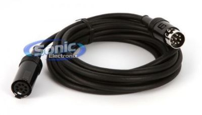 Find NEW! Kenwood CA-EX3MR Black 3M 8-Pin Extension Cable for RC107MR motorcycle in Louisville, Kentucky, United States, for US $24.99