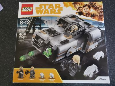 Lego star wars molochs speeder