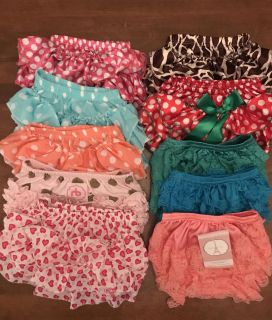 Set of 10 bloomers