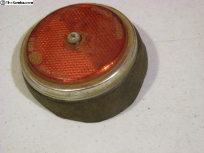 Bay Window Bus Red Reflector 211945557 w Seal