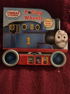 Thomas and Friends - Rolling Wheels