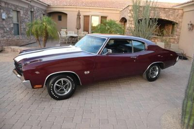 1970 Chevrolet Chevelle SS 454 LS6 : Collector Cars