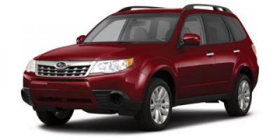 2012 Subaru Forester 2.5X Premium (Camellia Red)