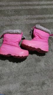 Girls Winter Boots (size