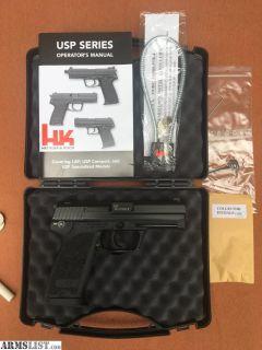 For Sale: Heckler & Koch USP .45