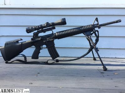 For Sale: Pre-ban Olympic Arms AR15