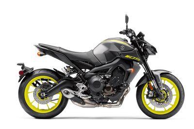 2018 Yamaha MT-09 Sport Motorcycles Mineola, NY