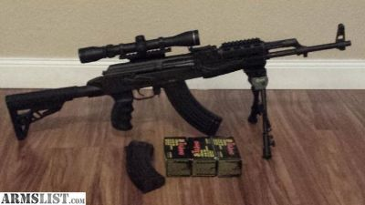For Sale: Romanian sar1 tactical ak47