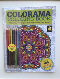 Colorama Coloring Book - As Seen On TV