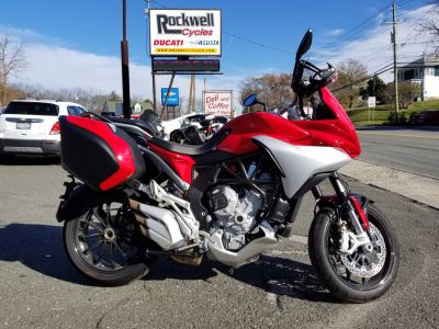 2016 MV Agusta Turismo Veloce 800 Lusso Sport Motorcycles Fort Montgomery, NY