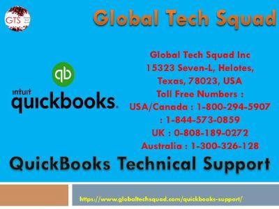 QuickBooks Support Phone Number   Call 1-800-294-5907