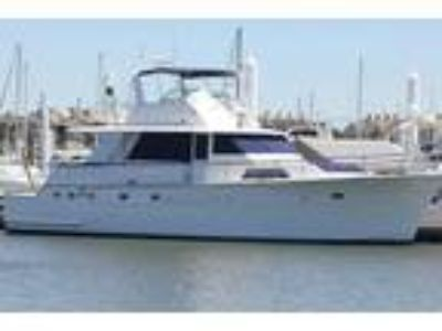 Hatteras - Yacht Fish