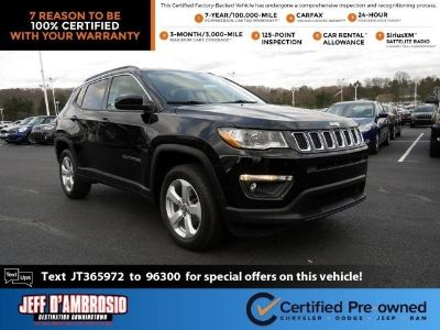 2018 Jeep Compass LATITUDE 4X4 ()