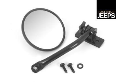 Buy 11025.11 RUGGED RIDGE Quick Release Mirror Relocation Kit, Black, 97-12 Jeep motorcycle in Smyrna, Georgia, US, for US $33.30
