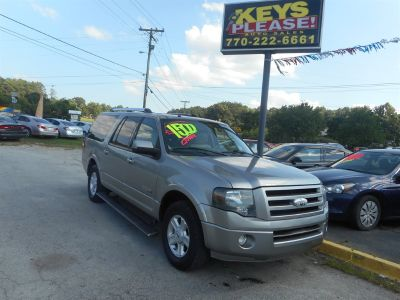 2008 Ford Expedition EL Limited (Grey)