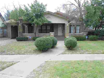 1226 Amarillo Street Abilene Three BR, This beautifully updated