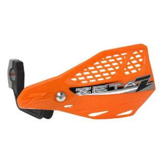 Buy Zeta STINGRAY VENT HANDGUARD ORANGE ZE74-3109 Handguards Hand Guards guard motorcycle in Sugar Grove, Pennsylvania, United States, for US $44.95