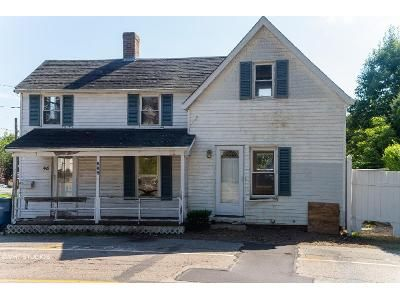 2 Bed 1 Bath Foreclosure Property in Canton, MA 02021 - Sherman St