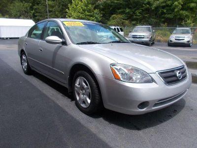 2003 Nissan Altima 2.5 S (Silver)