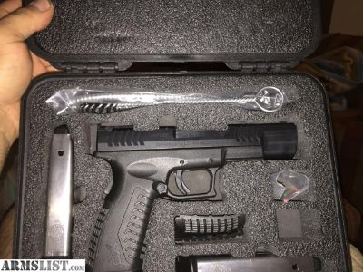 For Sale/Trade: Springfield 5.25 match