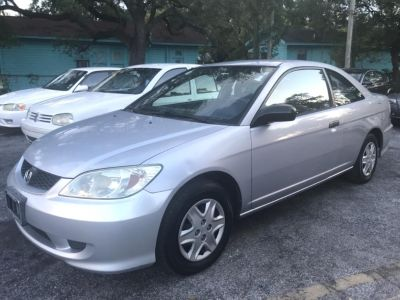 2004 Honda Civic Value Package (Silver)