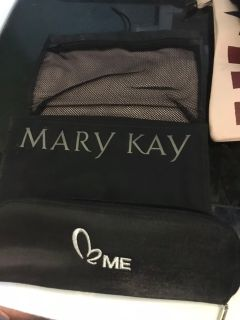 Mary Kay makeup holder clutch