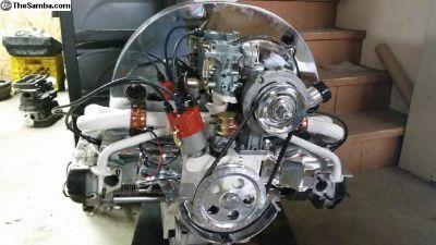 vw 1915 Complete Engine bug ghia trike sand rail