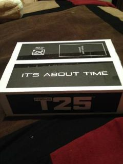 New T25 workout by beach body