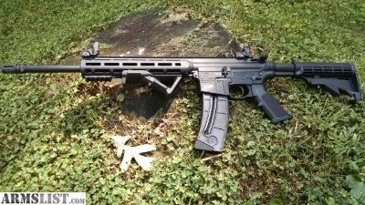 For Sale: Smith and Wesson M&P15-22 Gen 2