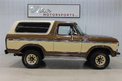 1978 Nissan Pathfinder S (Brown)