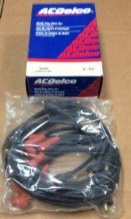Purchase CAMARO SMALL BLOCK V8 IGNITION WIRE SET NEW AC DELCO 508S GM 12043785 motorcycle in Miami, Florida, United States, for US $35.00
