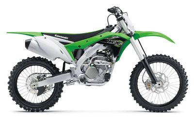 2018 Kawasaki KX 250F Motocross Off Road Dimondale, MI
