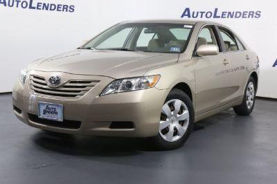 2008 Toyota Camry CE (tan)