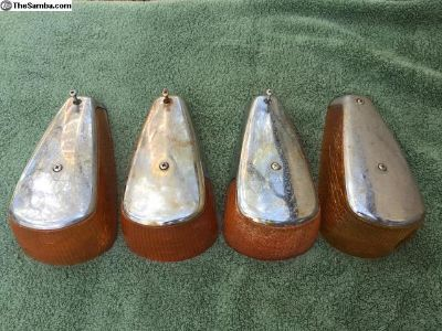 Front turn signals lot