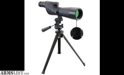For Sale: Redfield Rampage 20-60x60mm Spotting Scope Kit