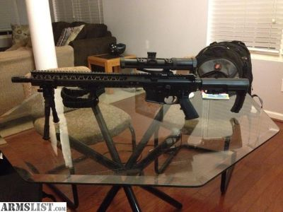 For Sale: Built AR15 for sale