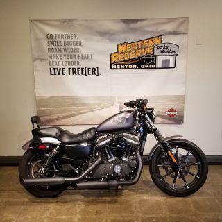 2016 Harley-Davidson Iron 883 Cruiser Motorcycles Mentor, OH