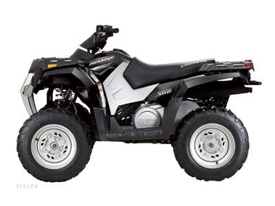 2006 Polaris Hawkeye 4x4 ATV Utility Shawano, WI