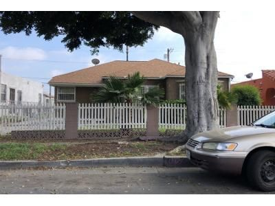 2 Bed 1 Bath Preforeclosure Property in Los Angeles, CA 90002 - E 91st St