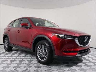 2018 Mazda CX-5 sport (Red Crystal)