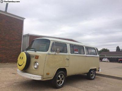 Sale 1973 VW micro bus